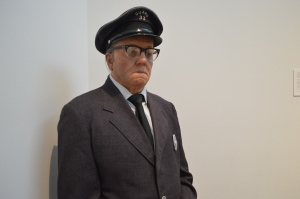 Meet the Museum Guard